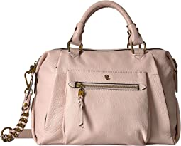 786ac5982528 Elliott lucca messina carryall tote weave and stud shitake