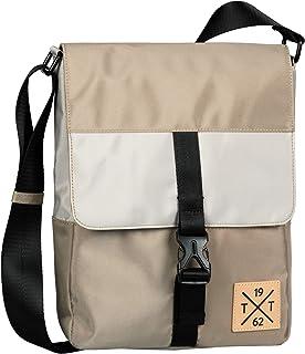 TOM TAILOR Herren Stuart Flap bag, M