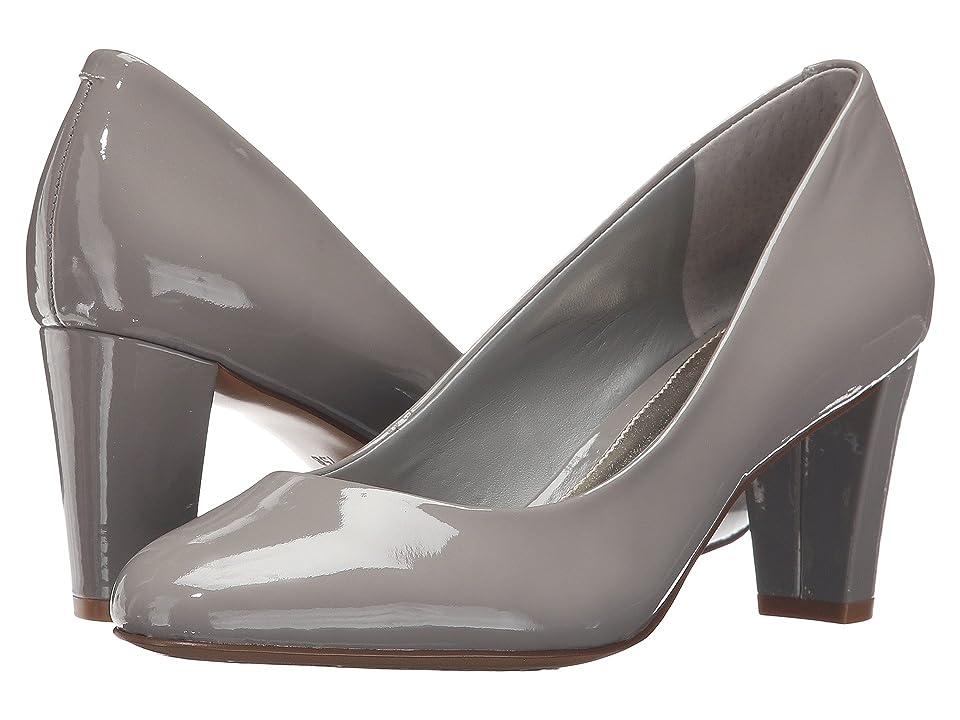 LAUREN Ralph Lauren Hala (Stone Patent Leather) Women