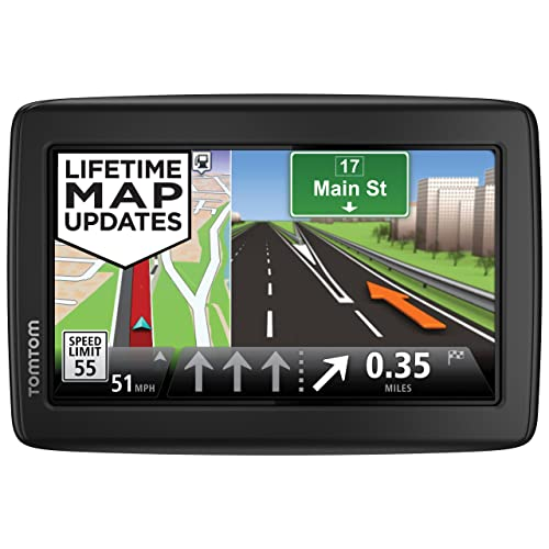 TomTom Incorporated 1EN5.019.13 TomTom VIA 1505M World Traveler Edition 5-Inch Portable Touchscreen