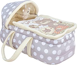 MOON Moses Basket, Bedside sleeper, travel carrycot, 0-12 months.