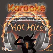 Karaoke Hot Hits Volume 1 by Easy Karaoke includes 18 Chart Hits by various artists such as 5 Seconds Of Summer; Ella Henderson; Sam Smith and many more! *see description for full track listing*