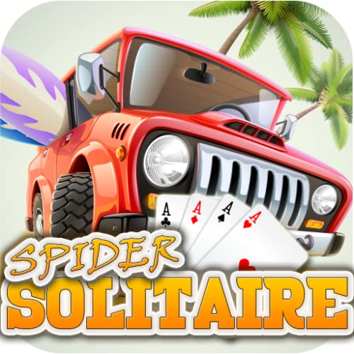 Spider Solitaire Rally Buggy