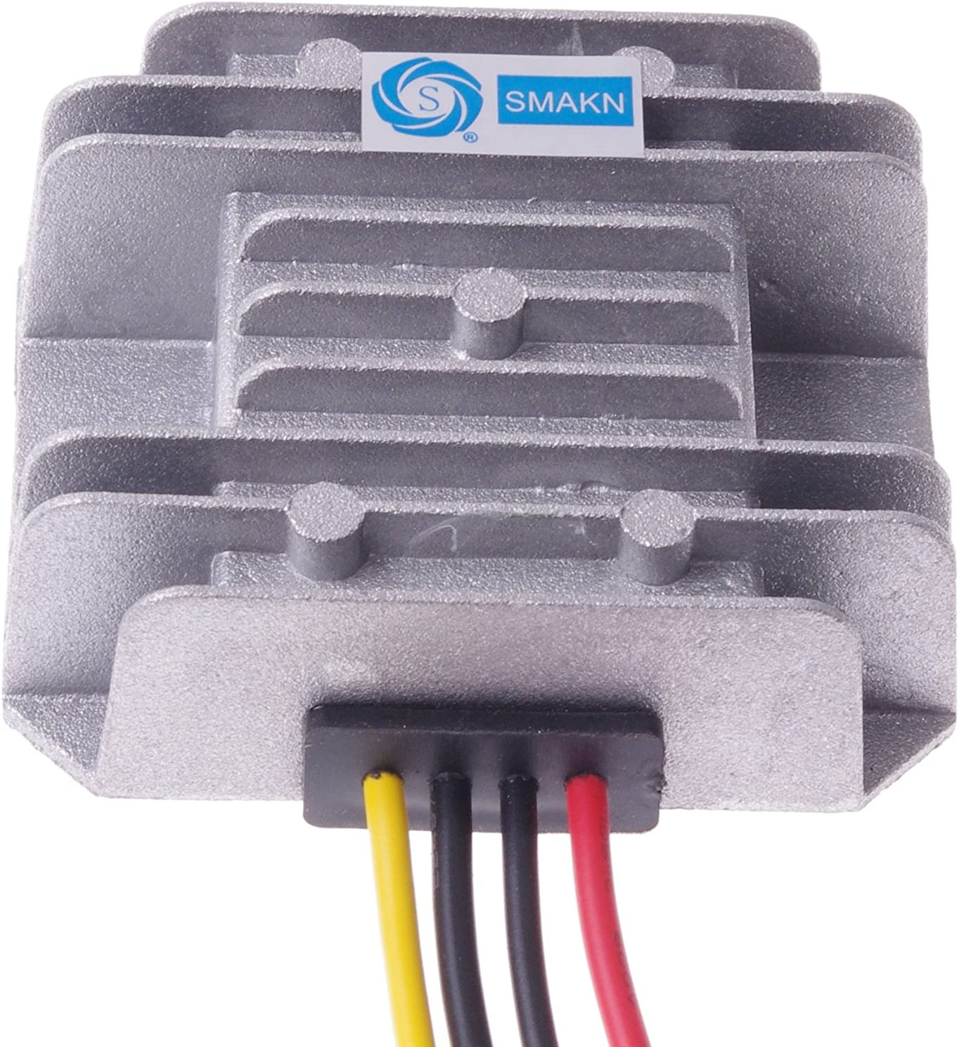 SMAKN DC-DC Voltage Step-Down Converter Buck Module 36V/48V/60v to 24V 3A 72W Car LED Power Converter Waterproof