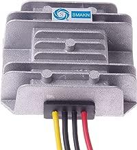 SMAKN DC-DC Voltage Step-Down Converter Buck Module 36V/48V to 24V 3A 72W Car LED Power Converter Waterproof