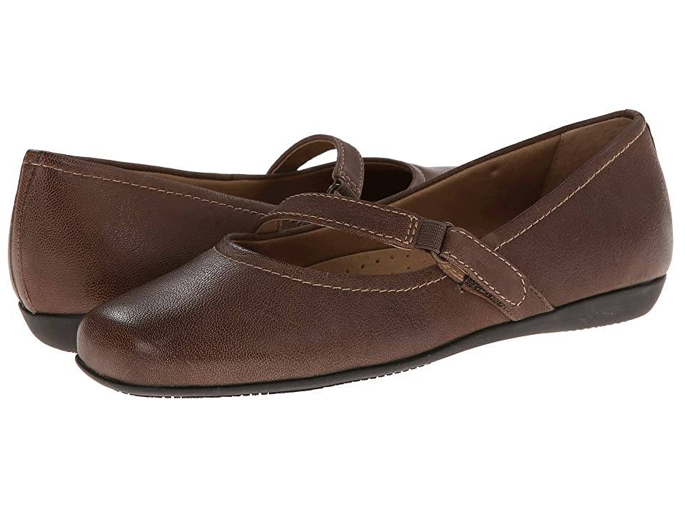 Trotters Simmy (Sage Veg Tumbled Leather) Women