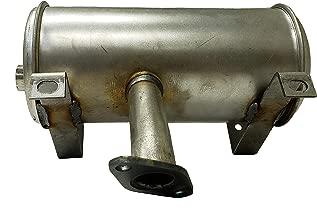 John Deere Original Equipment Muffler #AM122848