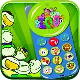 téléphone jouet enfant/bebe game, animaux, nombre, transport