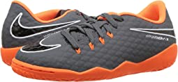 Nike Kids Jr. Hypervenom PhantomX 3 Academy Dynamic Fit IC Soccer (Toddler/Little Kid/Big Kid)