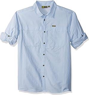 Solstice Apparel Men's Long Sleeve Travel Shirt