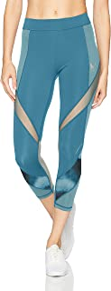 Mission Women's VaporActive Aerial Mid-Rise Crop Leggings