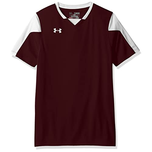7b425888d Under Armour Boys  Maquina Soccer Jersey