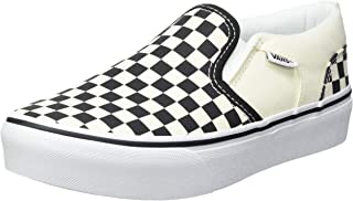 Vans Asher Platform, Zapatillas Niñas