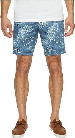 P55 8 Floral Printed Shorts