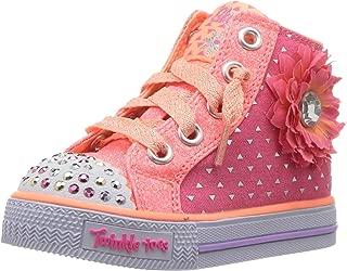Skechers Kids Kids' Shuffles-Bloom Boom Sneaker