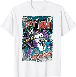 Homme US DC Batman Cover 251 Joker 01 T-Shirt