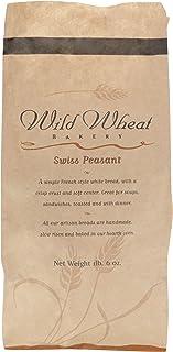 Wild Wheat Bakery, Bread Swiss Peasant, 24 Ounce