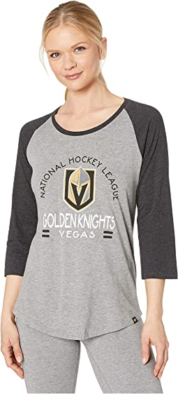 Vegas Golden Knights Club Raglan Tee