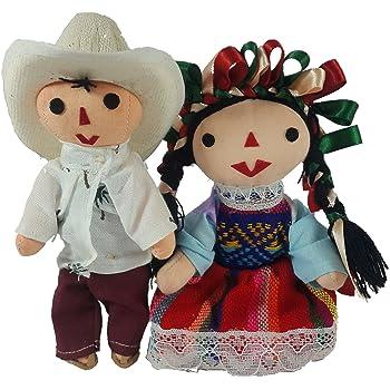 Leos Imports Mexican Rag Doll 5-6 Tall x123