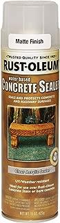 Best rustoleum concrete sealer spray Reviews
