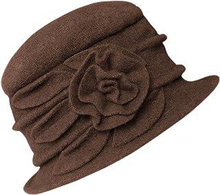 Women's Winter Hat Beret Vintage Bucket Hat