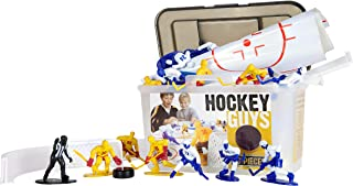 Kaskey Kids Classic Hockey Guys Action Figure Set Will Inspire Endless Hours of Creative and Imaginative Play in Hockey Fans