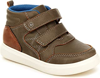 Stride Rite 360 Unisex-Child Cedric High-Top Sneaker