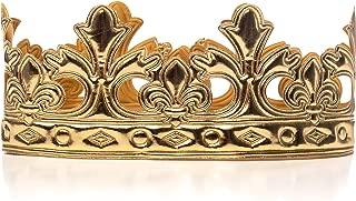 Little Adventures Soft Golden Prince Crown
