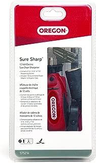Oregon 575214 Sure Sharp 12V Handheld Chainsaw Chain Sharpener/Grinder