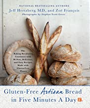 Gluten-Free Artisan Bread in Five Minutes a Day: The Baking Revolution Continues with 90 New, Delicious and Easy Recipes Made with Gluten-Free Flours PDF