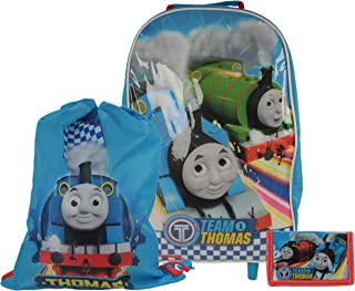 thomas the tank engine luggage