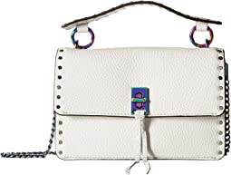 Rebecca Minkoff Darren Top-Handle Flap Crossbody