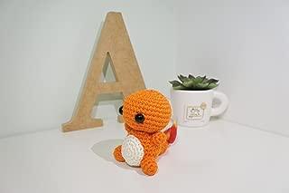 crochet pokemon charmander