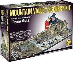 Mountain Valley Scenery Kit Woodland Scenics