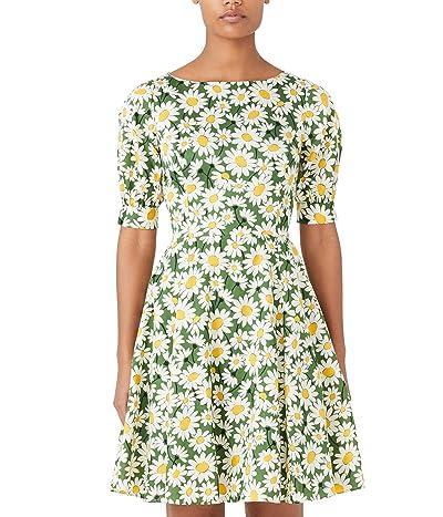 Kate Spade New York Kate Daisy Puff Sleeve Dress