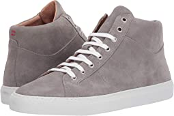 292339298adc40 Mid Top Suede Sneaker