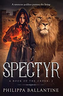 Spectyr (A Book of the Order 2)