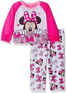 Disney - Juego de Pijama de 2 Piezas para bebés y niñas