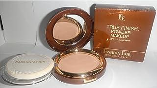 Fashion Fair True Finish Powder Makeup spf15 in Compact New in box FF4 Brun Tendre