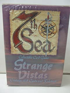 7th Sea Collectible Trade Card Game Starter Deck