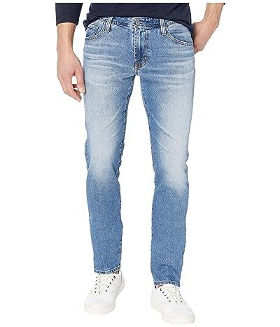 AG Adriano Goldschmied Tellis Modern Slim Leg Jeans in Rising Star (Rising Star) Men