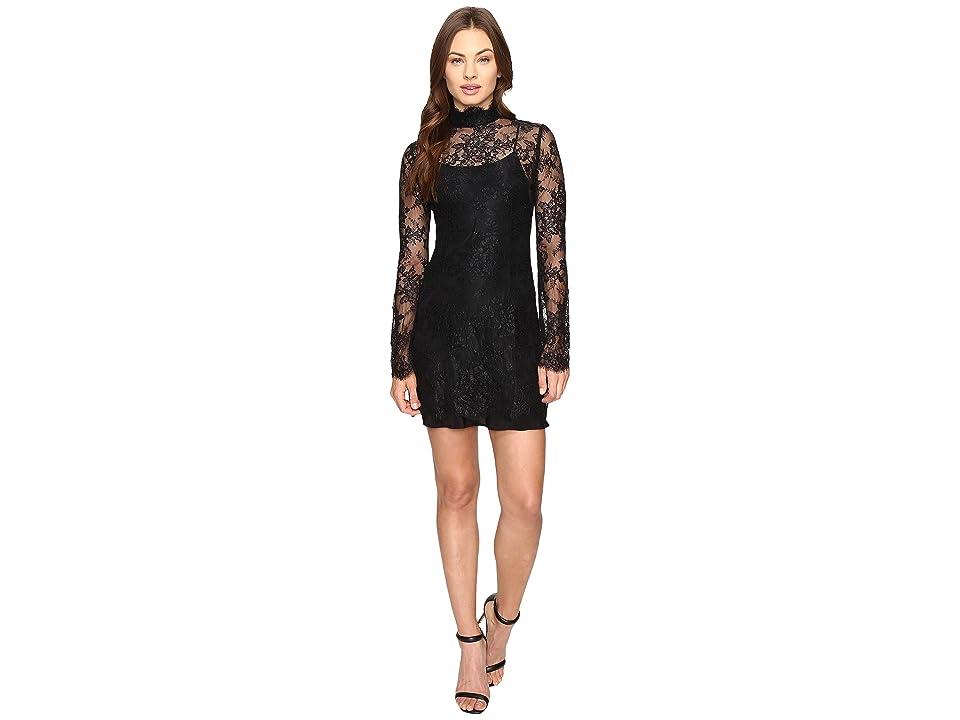 Stone Cold Fox Kerr Dress (Black) Women