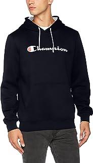 Champion Classic Logo Sudadera con Capucha para Hombre