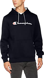 Champion Herren Kapuzenpullover Champion Men's Classic Logo Hooded Sweatshirt