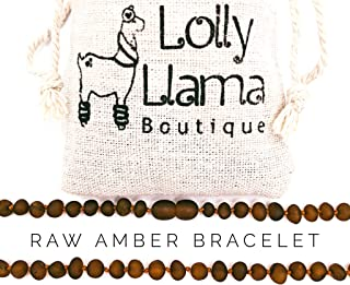 nature baby amber teething necklace