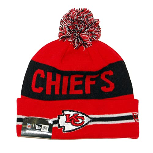 fe9d5c6d9 Kansas City Chiefs Knit Hat: Amazon.com