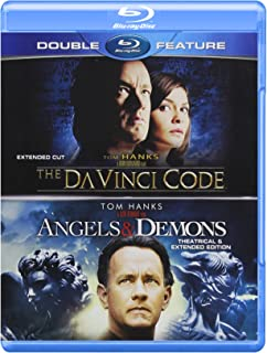 The Da Vinci Code Extended Cut Angels & Demons Extended Edition Double Feature