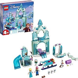 LEGO Disney Anna and Elsa's Frozen Wonderland 43194 Building Kit; A Cool Construction Toy That...