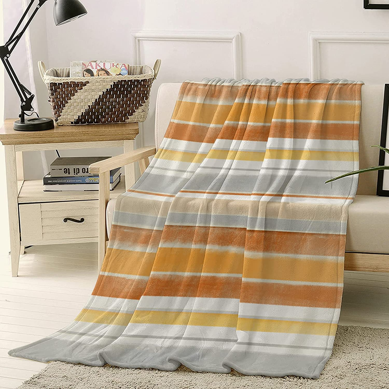 Fuzzy safety Throw Blanket Nordic Style 40 shipfree 60 Blanke Fleece inch Bed x