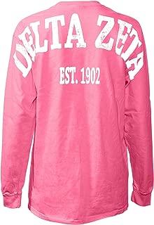 Delta Zeta Stadium Shirt